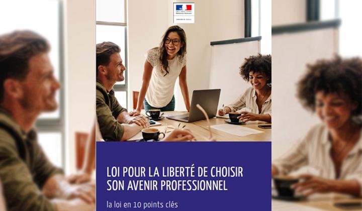 Points clé de la Loi pour la liberté de choisir son avenir professionnel : Zoom sur l'entretien professionnel